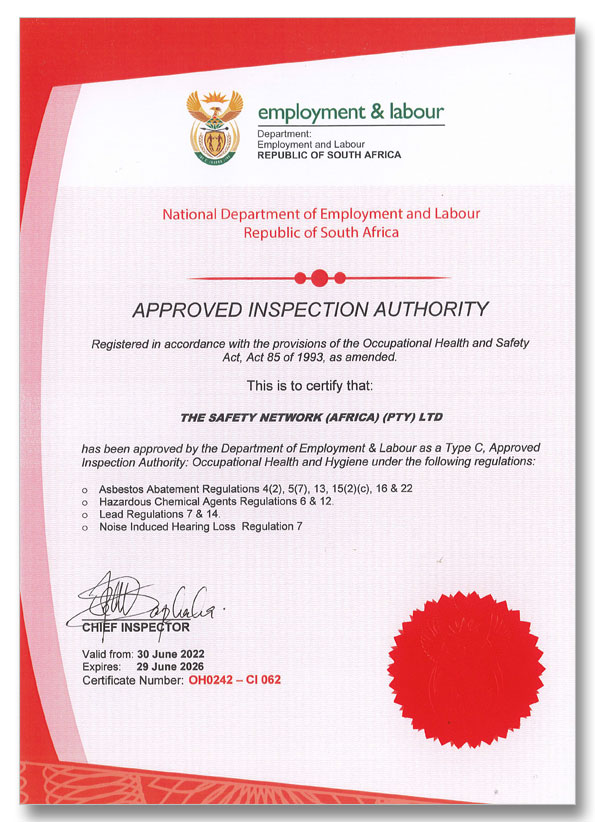 SafeNet Africa - South Africa\'s leading health and safety legal ...